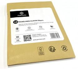Náhradní nano filtry k nákrčníku Purtana (10 ks)