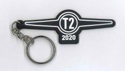 Černý přívěsek T2 2020