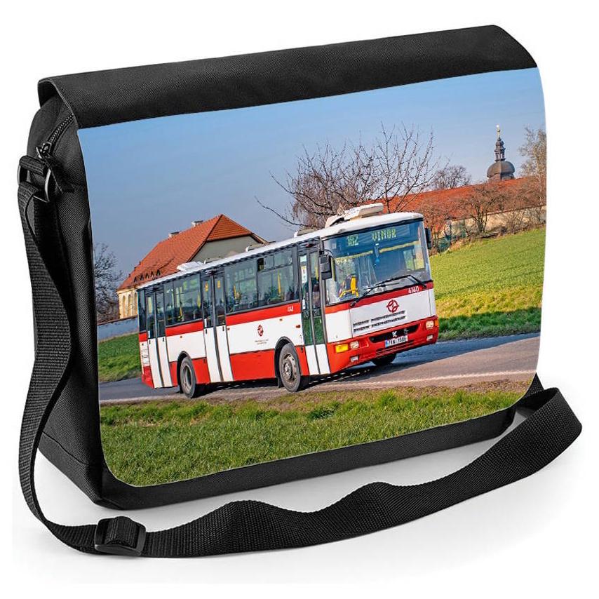 Taška přes rameno s autobusem Karosa B 951