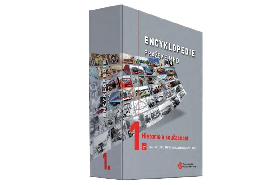 Encyklopedie MHD: šanon 1. díl Historie a současnost