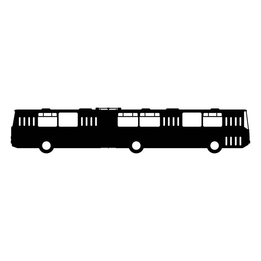 Samolepka Ikarus 280