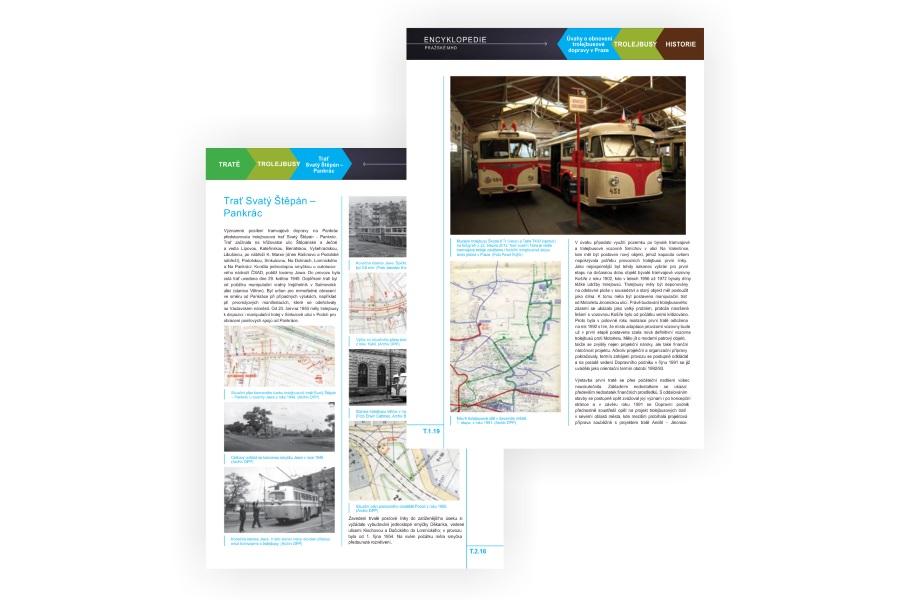 Encyklopedie MHD: 1. díl, 3. svazek – Trolejbusy