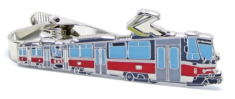 Kravatová spona ČKD Tatra T6A5