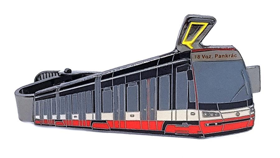 Kravatová spona Škoda 15T