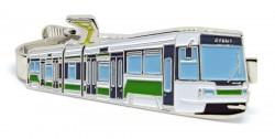 Kravatová spona ČKD RT6N1 (zelená)